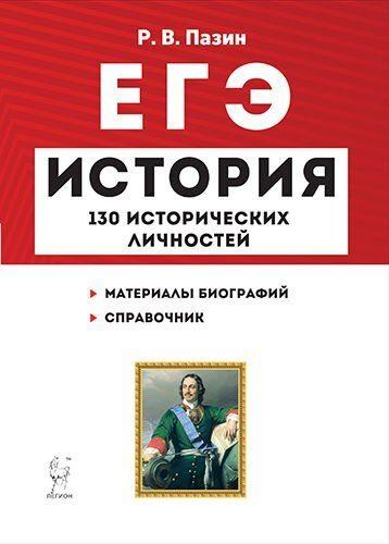 История ЕГЭ Справочник исторических личностей и 130 материалов биографий. 8-е изд.